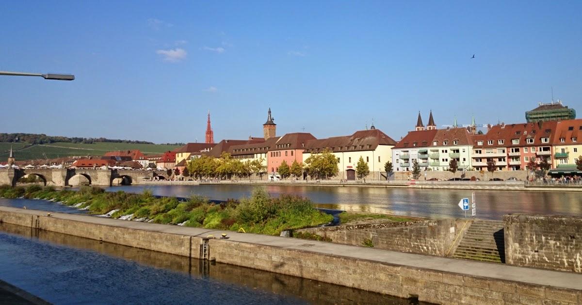 Würzburg im Oktober