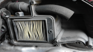 Gambar air filter elegan 150cc