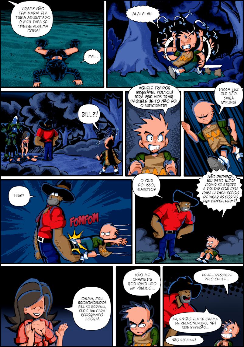 Quadrinhos de comédia