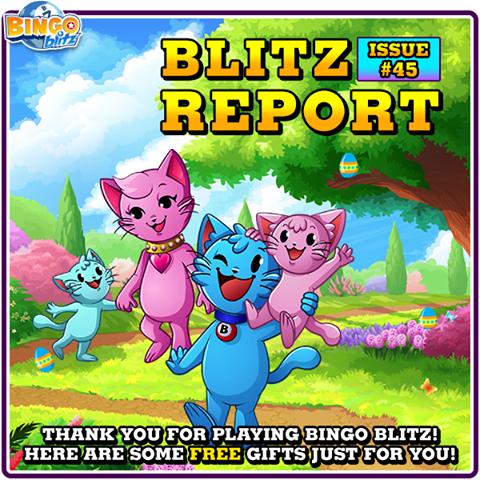 Freebies bingo blitz