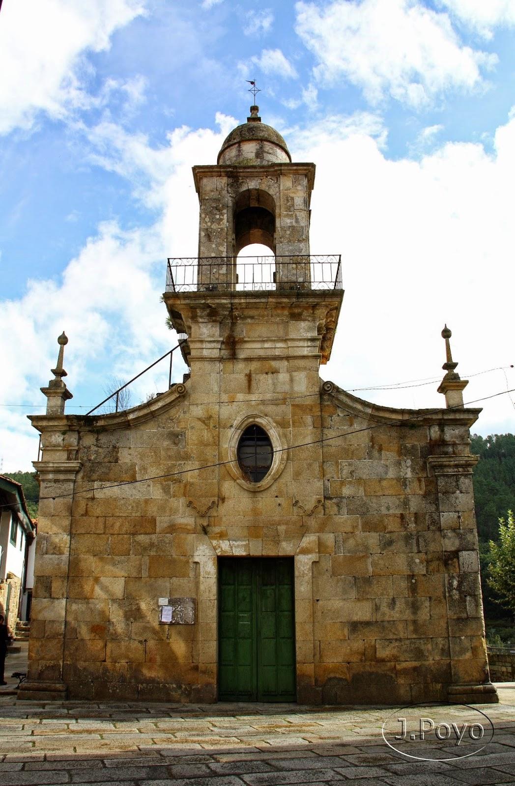 Puerta Falsa de la muralla de Ribadavia