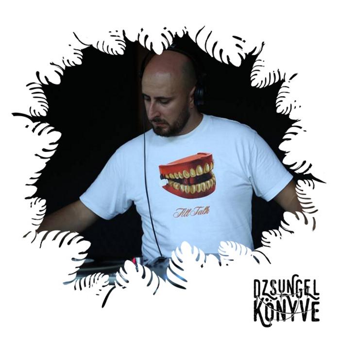 Mentalien at Dzsungel Konyve 2017.10.17.