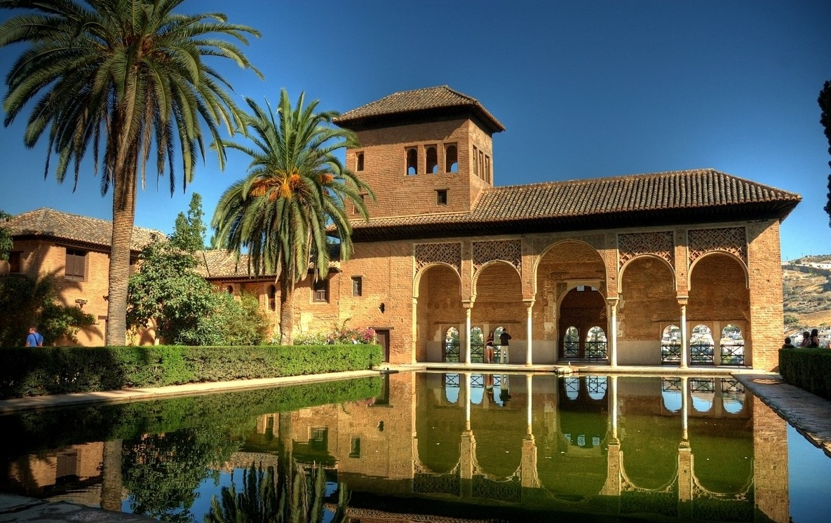 Rosa Rubicondior: Memories Of The Alhambra