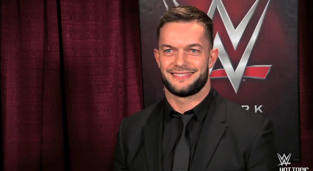 Finn Balor, WWE