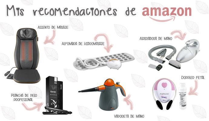 Mis recomendaciones de Amazon