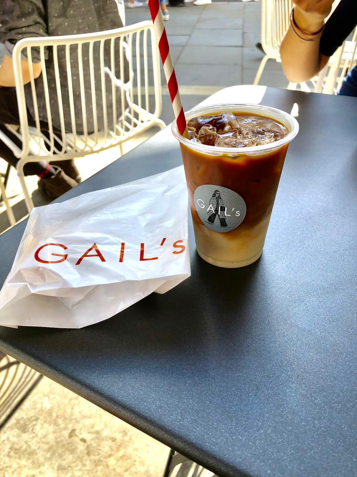 Tea Time with Savannah: Gail's Bakery