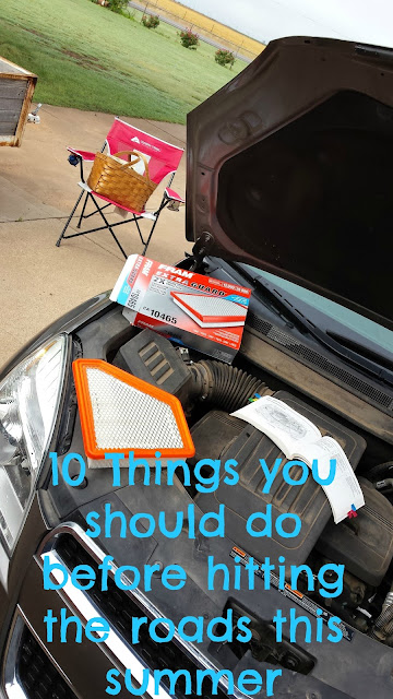 10 car preps for road trips