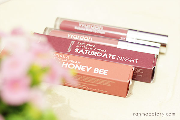 Wardah Exclusive Matte Lip Cream review
