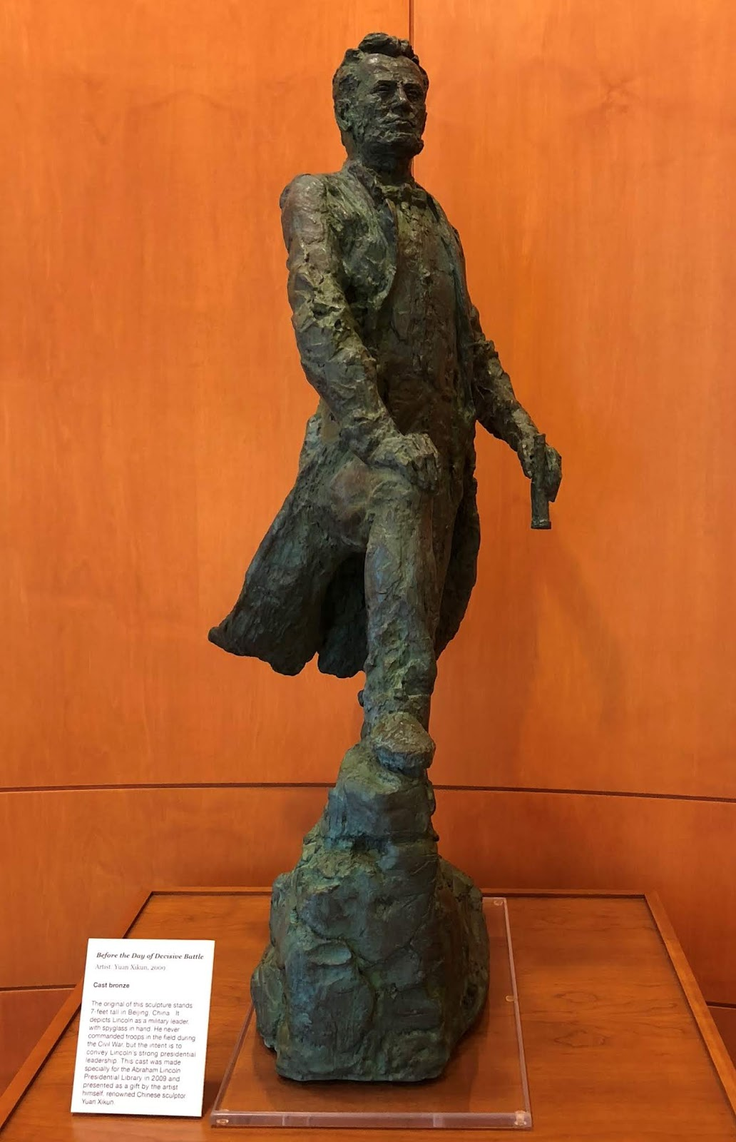 ABRAHAM LINCOLN'S ALMANAC TRIAL: September 2018
