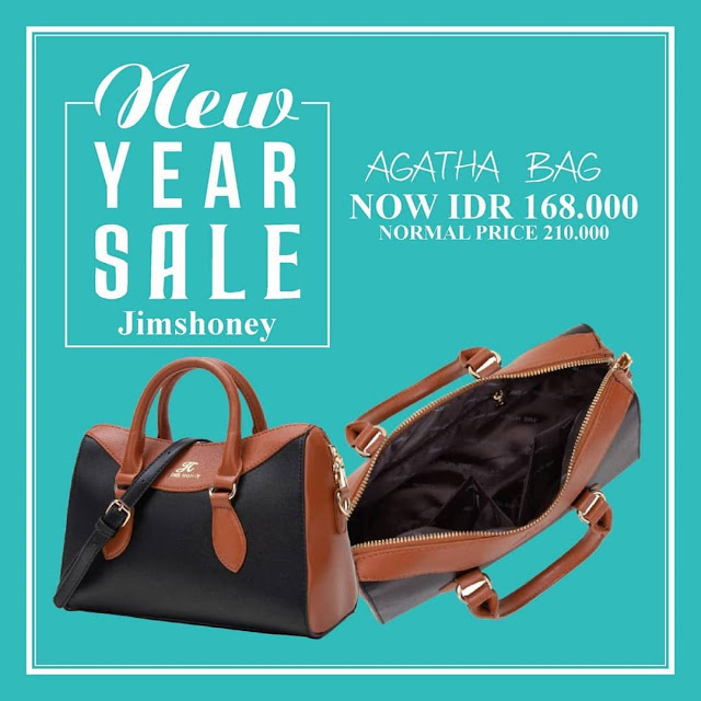 Jimshoney Agatha Bag
