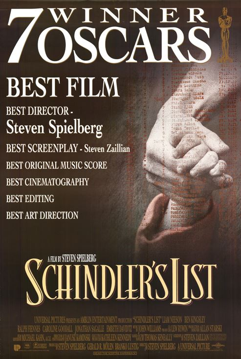 schindler s list film technical review After several attempts at making a fully realized, mature film, steven spielberg  has finally put it all together in schindler's list a remarkable.