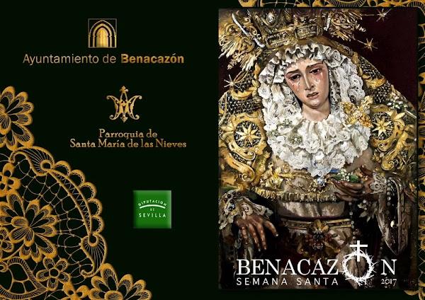 Horario e Itinerario Semana Santa Benacazón (Sevilla) 2017
