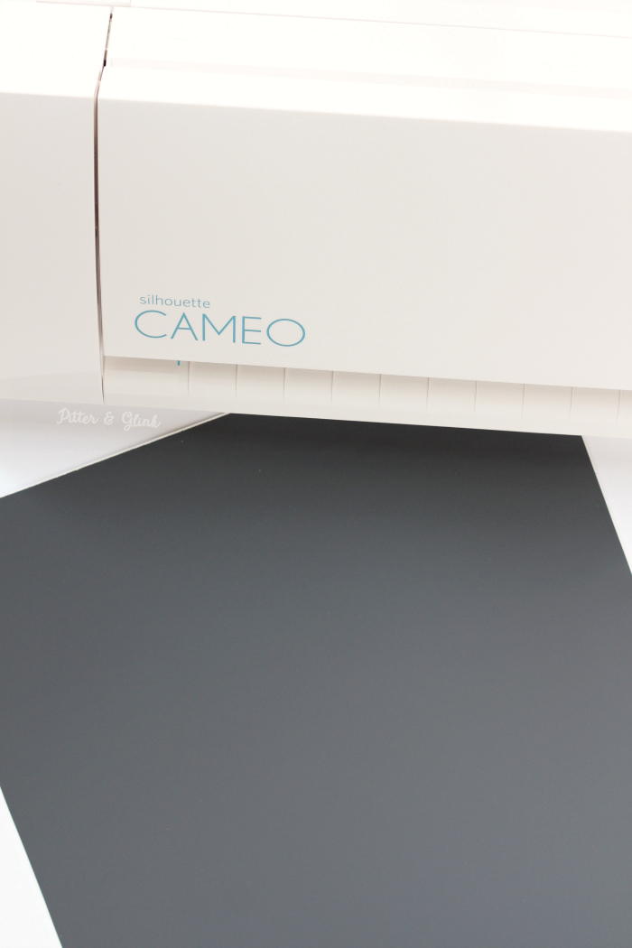 Vinyl and the Silhouette Cameo
