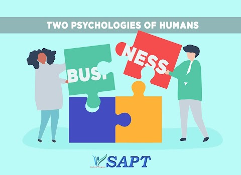 The Two Psychologies of Human That Help Business.