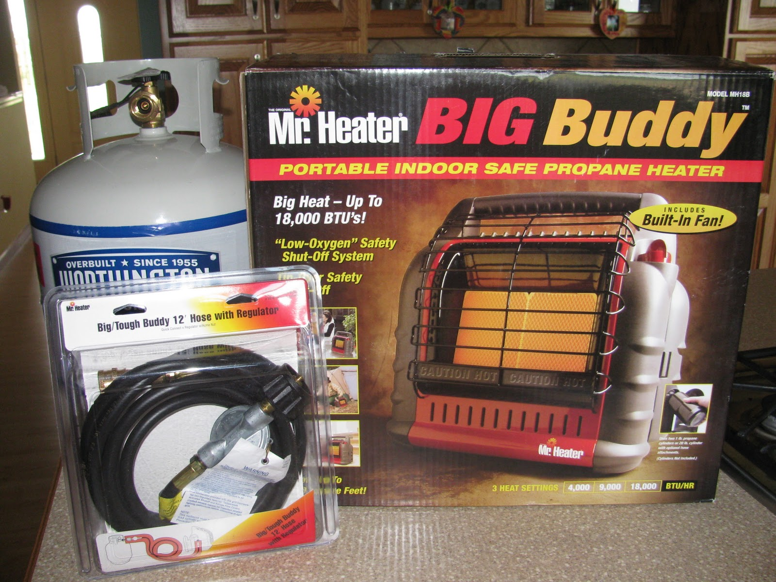 Mr Big Buddy Heater Repair Pictures To Pin On Pinterest