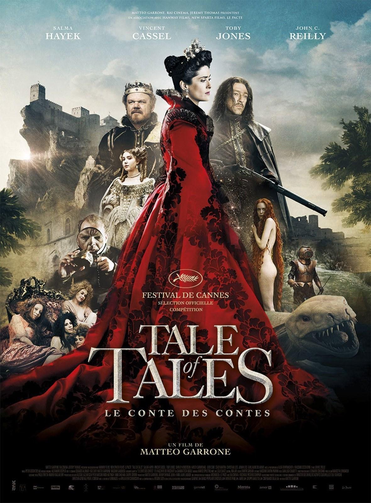 Nonton Film Tale of Tales (2015)
