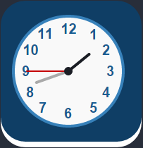ANALOG CLOCK WITH HTML CSS JAVASCRIPT | itcascader