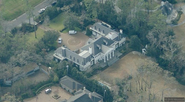 Billionaire Jeffrey Hildebrand Mansion