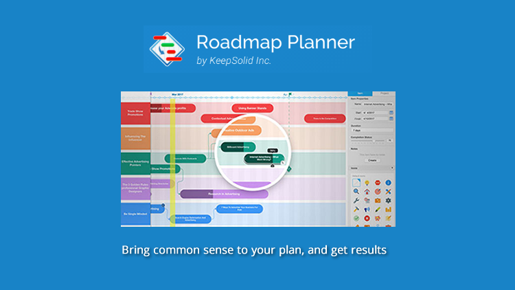 Roadmap Planner Discount Coupon