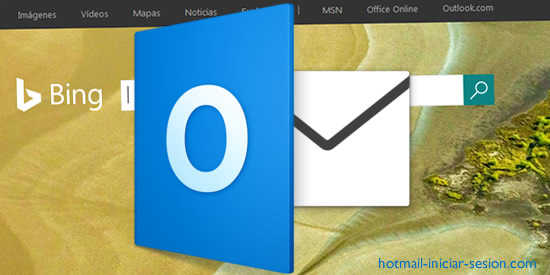 Acceso y Usos de Bing en Outlook.com