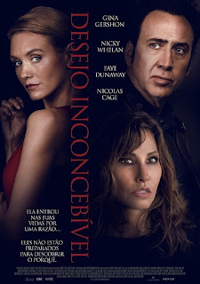 Desejo Inconcebível - Poster & Trailer