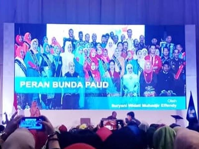 Sosialisasi dan Harmonisasi Bunda PAUD 2019 Digelar di Jakarta