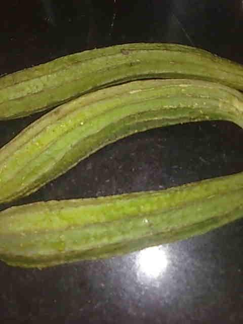 Fast Indian Recipes Courgette Ridge Gourd Tori ki Sabzi