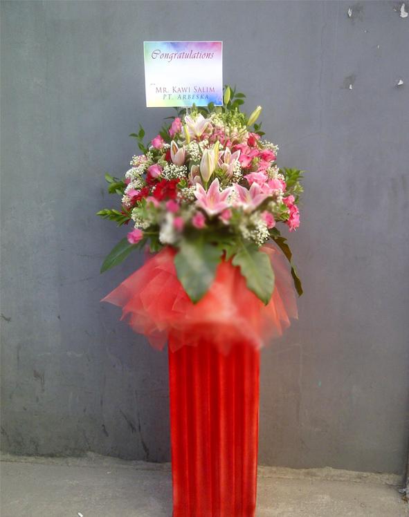 bunga ucapan turut berduka cita