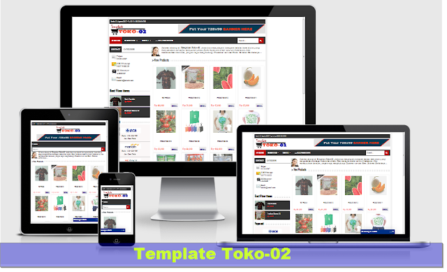 gratis download template toko blogspot template toko-02