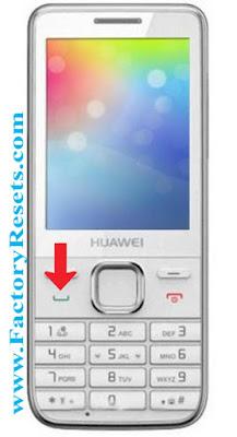 master-reset-Huawei G5520