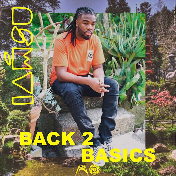 Iamsu! - Back 2 Basics - Single Cover