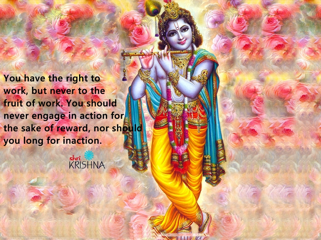 Lord Krishna Quotes New 16 Powerful Quoteslord Krishna That Will Definitely Change