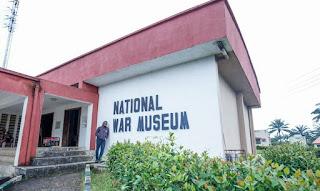 Nigerian war museum in umuahia