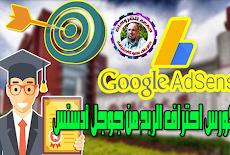 كورس احتراف الربح من جوجل أدسنس 2019 | GOOGLE ADSENSE | عربى من يوديمى
