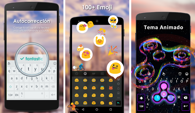 Teclado Touchpal Android