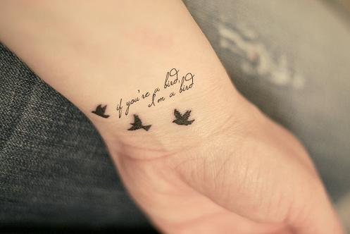 Fotos De Tatuagens Femininas Tatuagem De Frases Em Outras