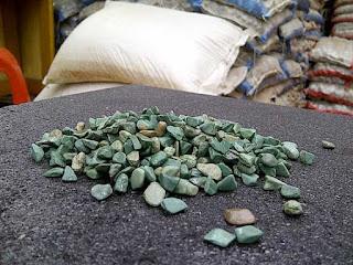 Batu Sikat Hijau