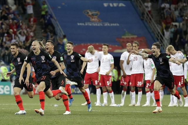 Russia Sebagai Tuan Rumah Piala Dunia Tahun Ini Harus Menerima Kekalahan Melawan Kroasia