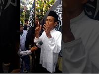 """Bertemu Ustadz Abdul Somad, Imam Masjid Palestina: """"Saya Baru Lihat Bukti Hadist Ini Di Indonesia"""""""