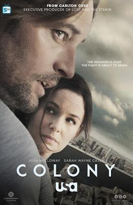 Colony (TV Series) S01 DVD R1 NTSC Latino