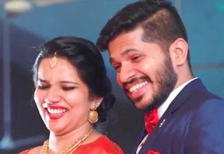 Amreeta with Tom Wedding Highlights