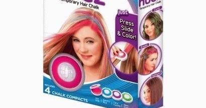 Hot Huez Temporary Hair Chalk Pewarna Rambut - Katalog Harga Terbaru ... 855bf9cb10