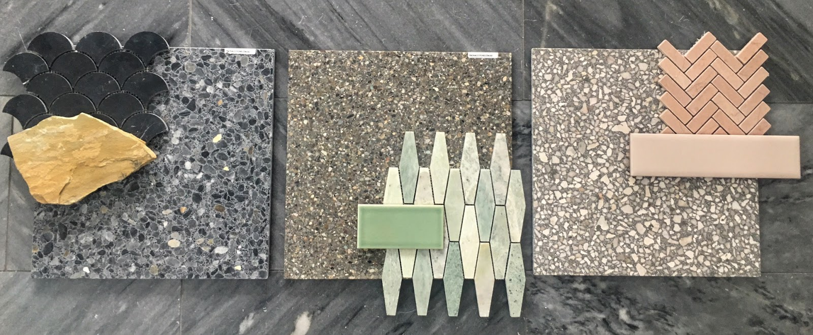 Style And Substance Terrazzo The Original Upcycled Beauty