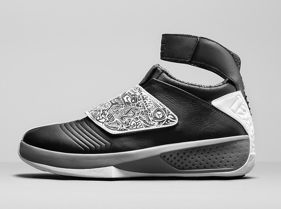 low priced 1e535 aad3c Air Jordan XX Cool Grey | Analykix