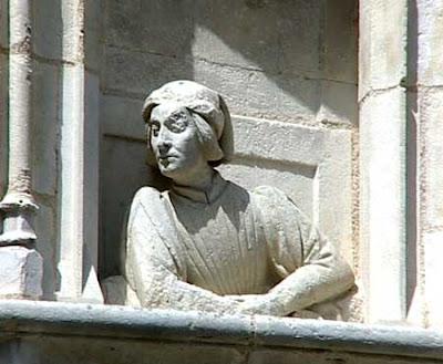 Statue Néron Sénèque