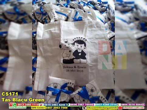 jual Tas Blacu Green