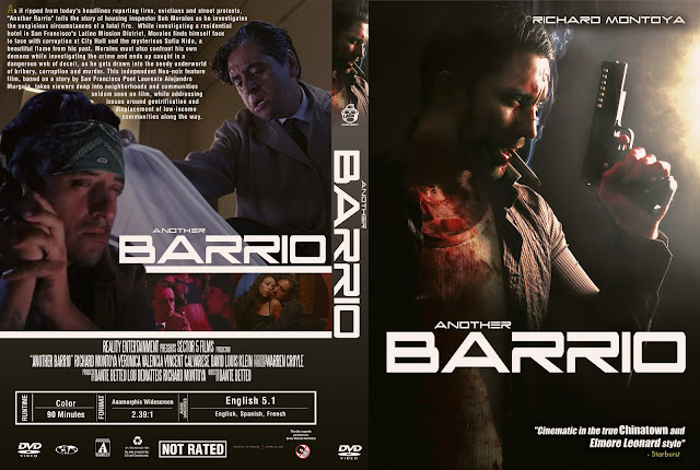 Another Barrio DVD Cover