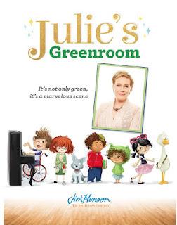 Julie's Greenroom Poster