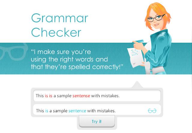 Cek Grammar Bahasa Inggris Anda Dengan Mudah Menggunakan Ginger