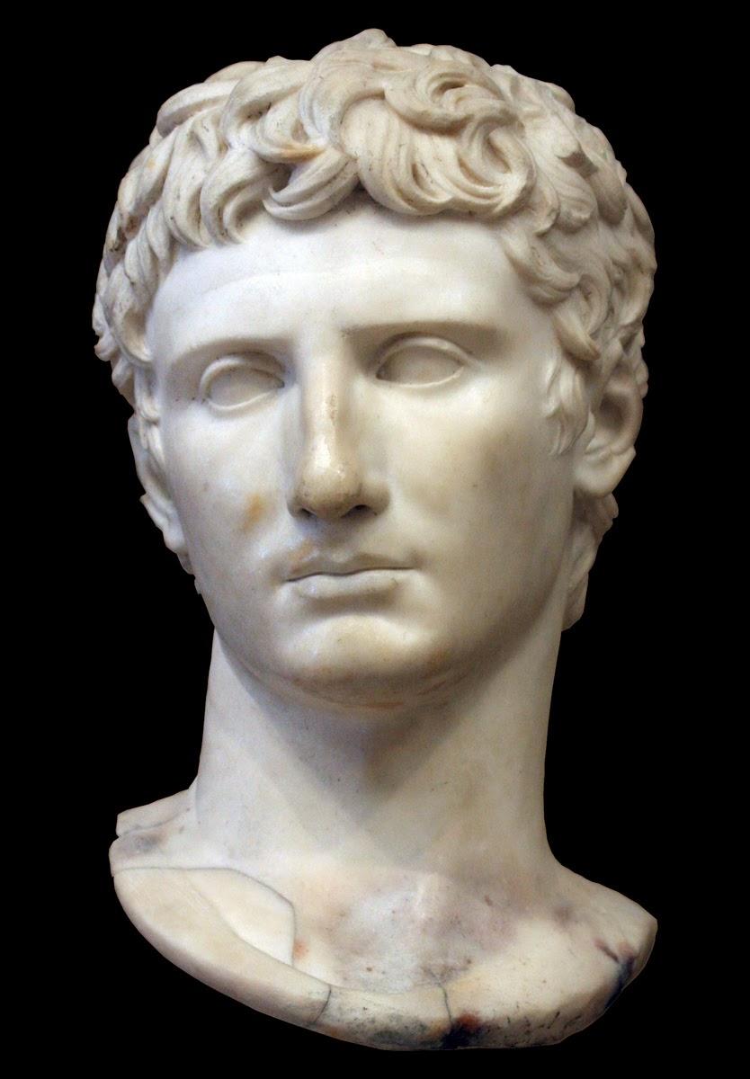 Today In History August 19 Augustus Caesar Dies